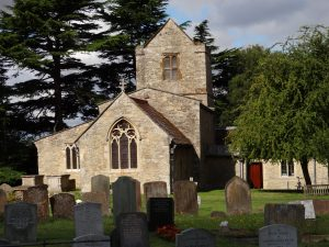 St Lawrence Church Bradwell