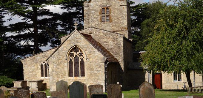 St Lawrence Church Bradwell