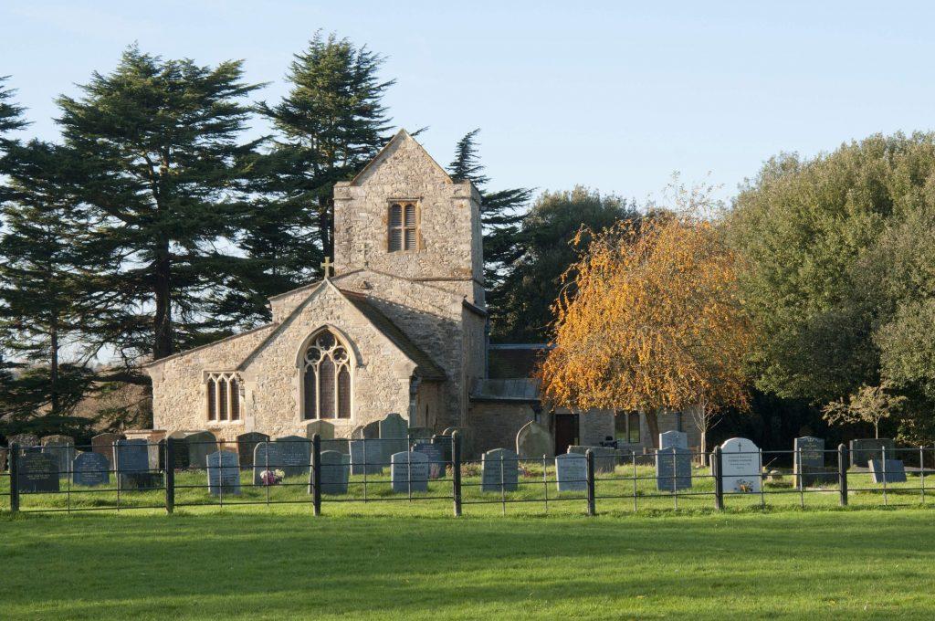 Bradwell Church