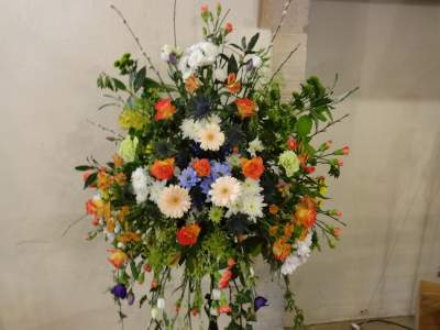 Flowers at Easter 2017