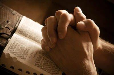 prayers at Bradwell church